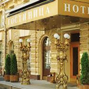 Гостиницы Пятигорска