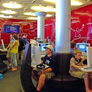 Интернет-кафе Пятигорска