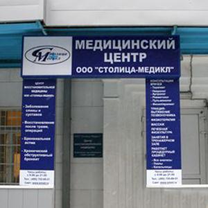 Медицинские центры Пятигорска