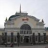 Железнодорожные вокзалы в Пятигорске