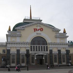 Железнодорожные вокзалы Пятигорска